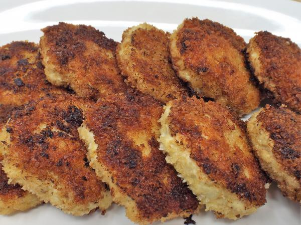 Kotleti (Russian Chicken Patties)