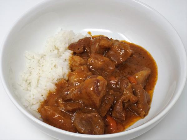 Red Curry Braised Pork